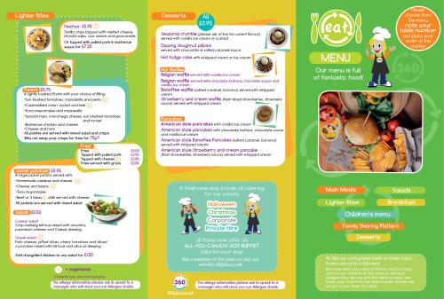 360 Play Menu - Page 1
