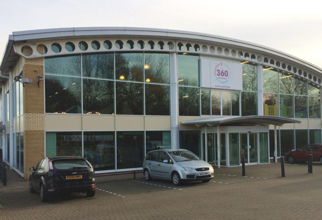 Milton Keynes Gallery - 360 Play