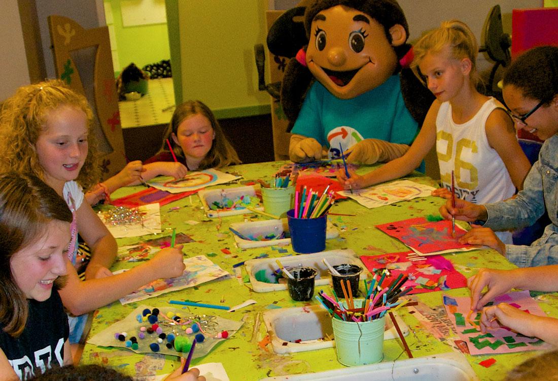 Milton Keynes Play - Childrens birthday parties in milton keynes