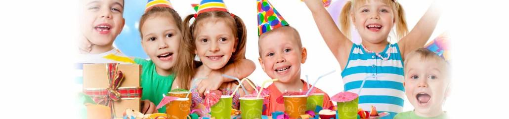 Welcome Play - Childrens birthday parties in milton keynes