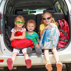 Car journeys with children