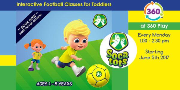 Socatots Football Classes