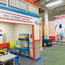 360 street