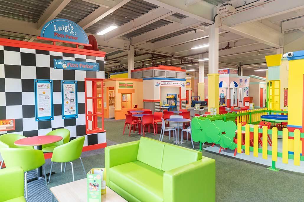 Rushden Lakes Gallery 360 Play