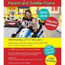 MK Parent Toddler event