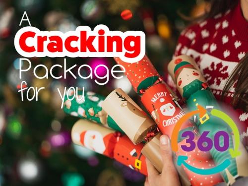 Cracker social for you